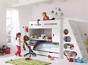 Magasin Lit Enfant : 40 id es d co pour une chambre d enfant elle d coration ~ Teatrodelosmanantiales.com Idées de Décoration