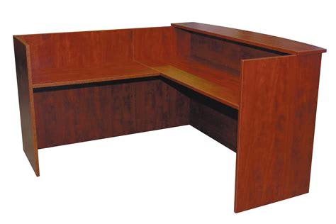 used desk for used reception desk furniture