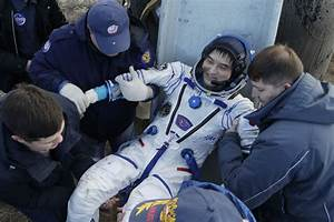 Three Astronauts Return After 115-day Mission Aboard Space ...