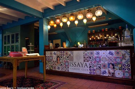 Modern Dining Tables And Chairs by Issaya Siamese Club Modern Thai Restaurant Amp Lounge In