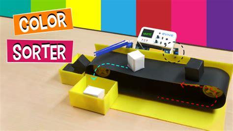 color sorter machine  starter kit diy