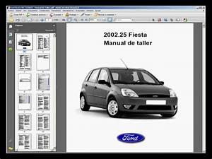 Ford Fiesta Mk 5 Manual De Taller