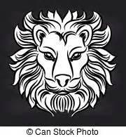 Tableau Lion Noir Et Blanc : vecteurs eps de lion rugir noir blanc tatouage image lion noir csp19486096 ~ Dallasstarsshop.com Idées de Décoration