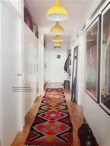 1000 images about tapis de couloir on pinterest With tapis couloir avec bout de canapé jaune