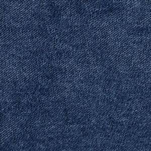 Minky Denim Wash Print Indigo - Discount Designer Fabric