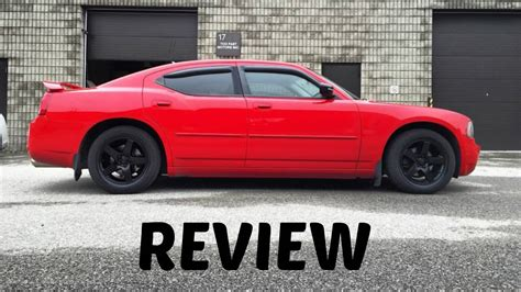 dodge charger   full car review  depth