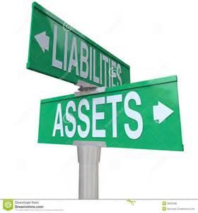 Assets Liabilities Clip Art