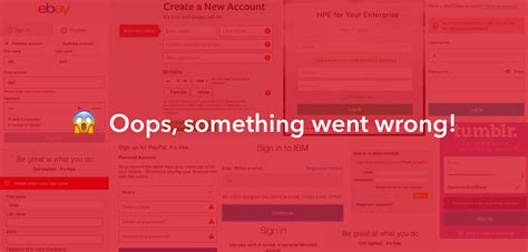 How To Write A Perfect Error Message