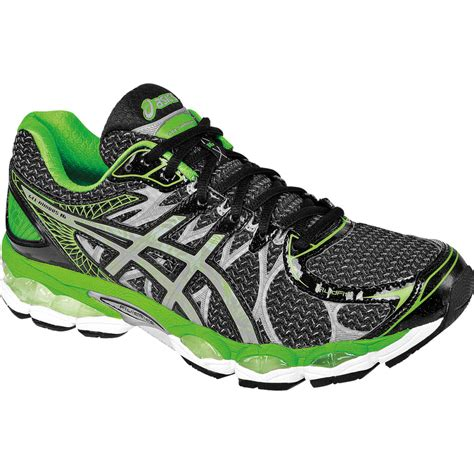 ASICS Men's GEL-Nimbus 16 Lite-Show Road Running Shoes, Black