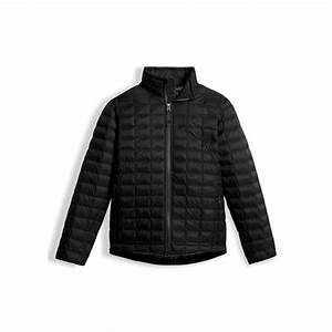 The North Face Girls Size Chart The North Face Boys Thermoball Full Zip Jacket