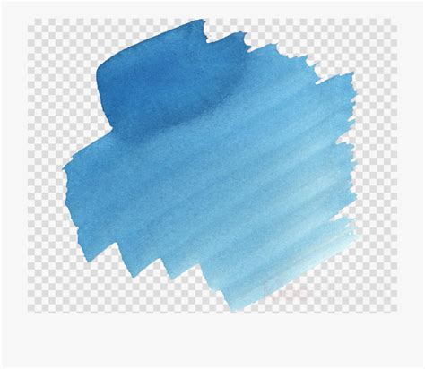 Svg files are circles patterns designs to use with acrylic round keychains. Blue Brush Background Png Clipart Watercolor Painting ...