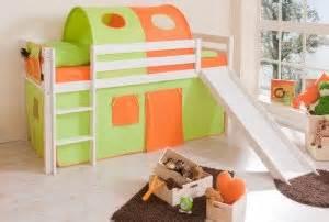 Kinderhochbett Weiß Ohne Rutsche : robustes und sicheres kinderhochbett etagenbett aus massivholz mit rutsche und leiter ~ Bigdaddyawards.com Haus und Dekorationen