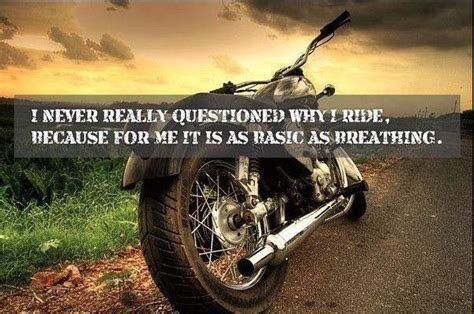 Inspirational Motorcycle Quotes. Quotesgram