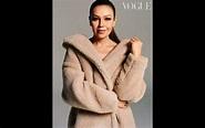 Thalía cumple sueño de protagonizar portada en Vogue | El ...