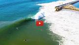 Watch Hurricane Marie Turn Santa Barbara into a Summertime ...