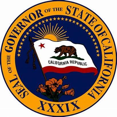 California Government Agencies Seal Los Links Governor