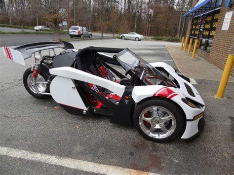 Custom Reverse Trike *honda* Like T-rex Campagna *must See