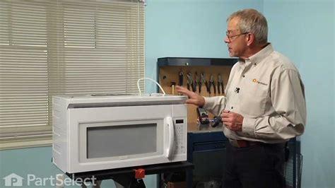 microwave repair replacing  internal light bulb  whirlpool part  youtube
