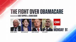 Graham and Cassidy to face off with Sanders and Klobuchar ...