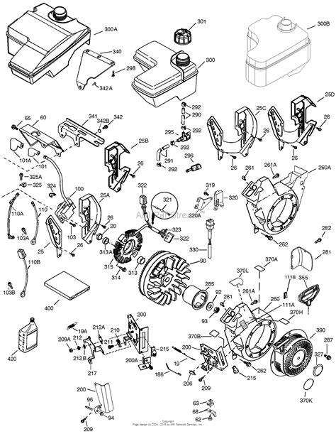 Tecumseh Ohea Parts Diagram For Engine