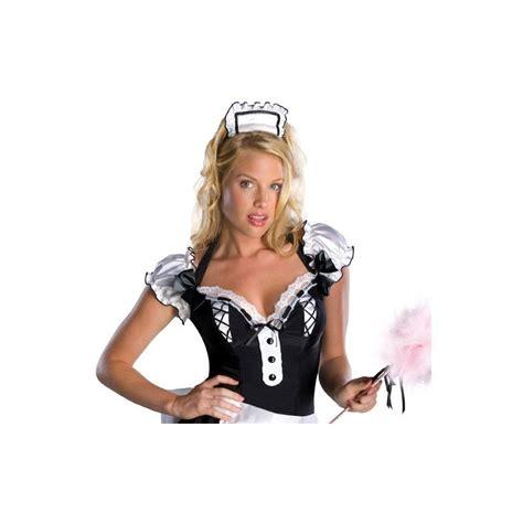 interim femme de chambre déguisement soubrette femme