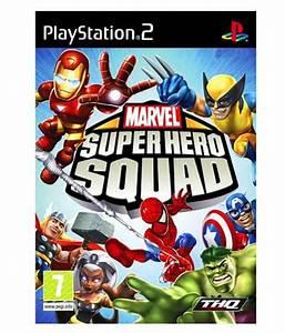 Buy, Marvel, Super, Hero, Squad, Ps2, Online, At, Best, Price, In, India