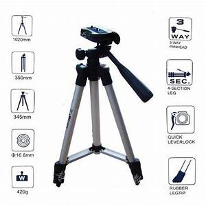 Jual Tripod Hp Smartphone   Holder U Pocket Camera Dslr