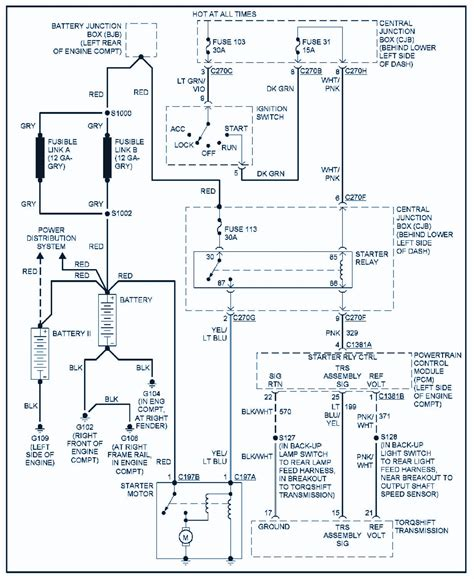 Ford F350 Wiring by Wiring Diagram For 1999 Ford F350