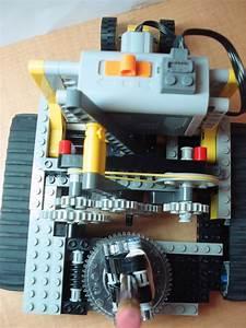 Architecture Machines  Lego Drawing Machine