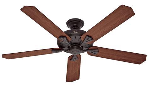 Hunter 23688 60-Inch Royal Oak New Bronze Fan with Remote