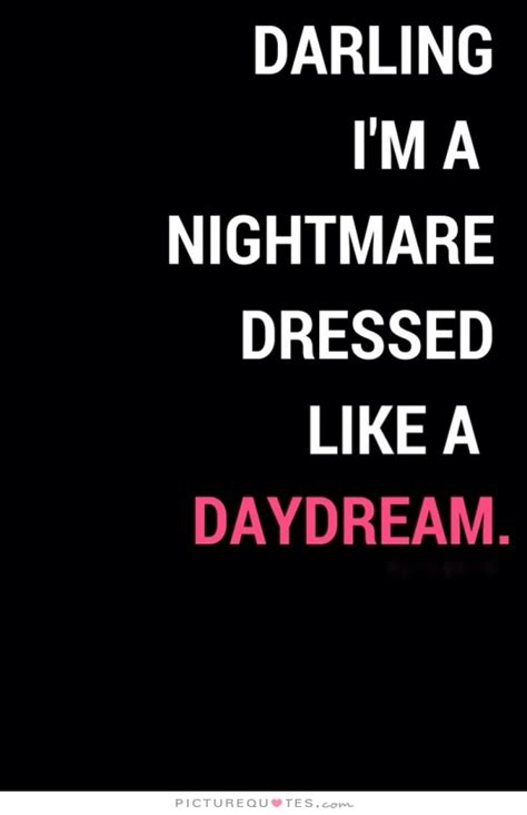 nightmare quotes  sayings quotesgram