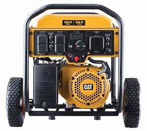 Rp3600 Portable Generator