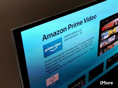 amazon prime video app  smart tv
