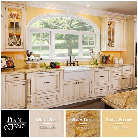 French Country Kitchen Colors  Desainrumahkerencom