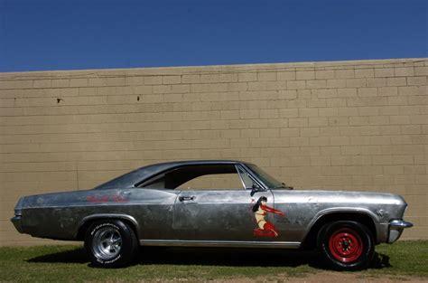 1965 quot nose art quot impala custom