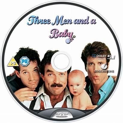 Three Fanart Dvd Tv Movies