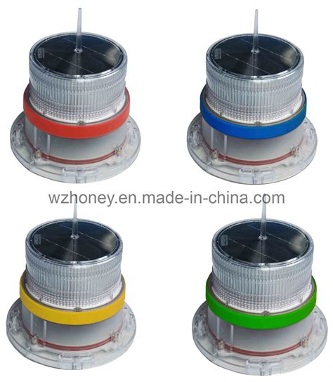 china solar marine navigation light china marine