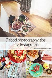 Food Photography: 7 Tips for Instagram