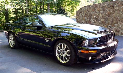 Mustang Gt 500kr by Carroll Shelby S Own 2009 Mustang Gt500kr Heads To Auction