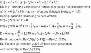 Parabel Rechnung : l sungen parabeln aus gegebenen bedingungen i ~ Themetempest.com Abrechnung