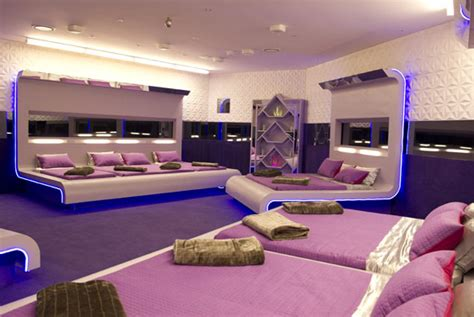 Kids Bedroom Ideas - big brother house interiors the interiors addict