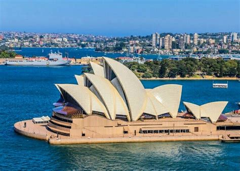シドニー オペラ ハウス