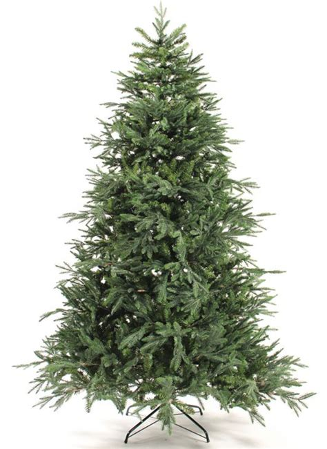 8 foot delaware spruce artificial christmas tree unlit king of christmas