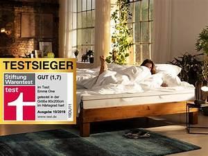 Emma Matratze Stiftung Warentest : testsieger ~ A.2002-acura-tl-radio.info Haus und Dekorationen