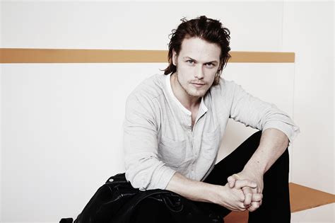 sam heughan sexy this sexy modeling shot 30 pictures of sam heughan that