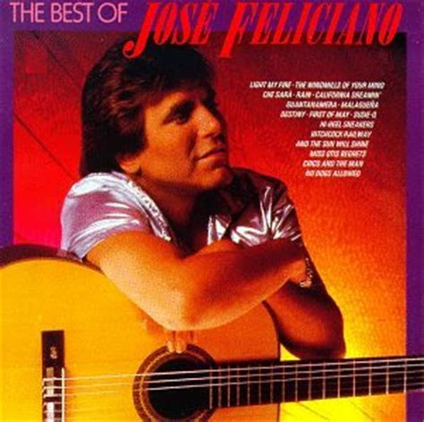 jose feliciano miss otis regrets cozziemusic jose feliciano the best of
