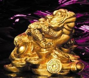 Feng Shui Glücksbringer : dreibeiniger geldfrosch gl cksbringer feng shui esoterik g nstig kaufen online ebay ~ Sanjose-hotels-ca.com Haus und Dekorationen