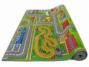 Tapis De Voiture Enfant : tapis enfant 140x200 cm playcity vente de tapis enfant conforama ~ Teatrodelosmanantiales.com Idées de Décoration