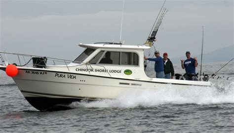 Party Boat Fishing Alaska by Guided Boats