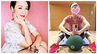 【多圖】陳茵媺保養得宜 全靠一份堅持:感覺我可以征服這一天 香港01 即時娛樂